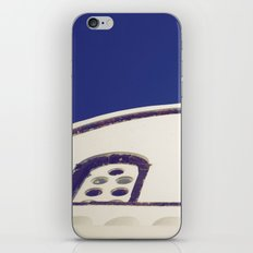 Santorini Churches IV iPhone & iPod Skin