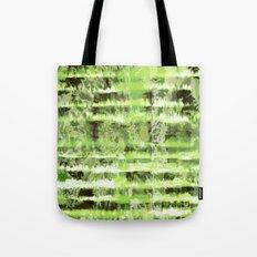 Greenery Tie-Dye Shibori Tote Bag