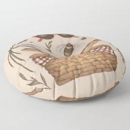Summer Picnic Collection Floor Pillow