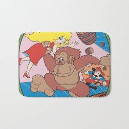 Donkey Kong Bath Mat