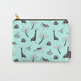 Safari Mint Carry-All Pouch