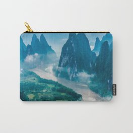 Li River in Guilin China 2 Carry-All Pouch