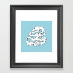 Cirrus///4 Framed Art Print