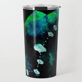 Scorpio Constellation in Turquoise - Star Signs and Birth Stones Travel Mug