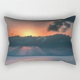 Black Sea 1.2 Rectangular Pillow