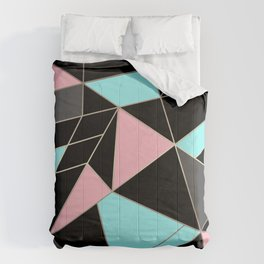Abstraction . 5 geometric pattern Comforters