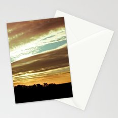 Dawn On The Side Stationery Cards