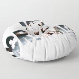 Ice Creamed Floor Pillow