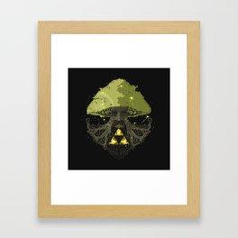 Deku Tree Full Colour Framed Art Print
