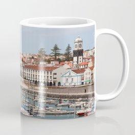 Ponta Delgada Coffee Mug