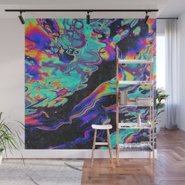 LEAVE WITH ME Wall Mural