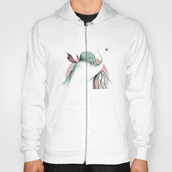 Cthulhu, conqueror of all worlds Hoody