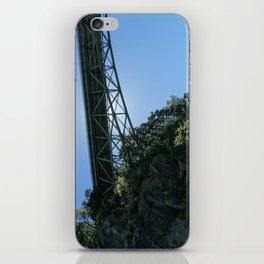 Pass Island Bridge iPhone Skin