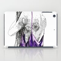 florence iPad Cases featuring Florence by jsemKamm