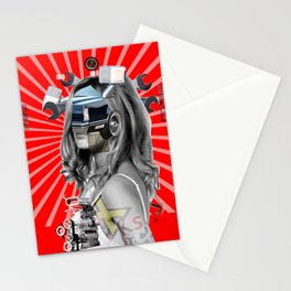 CNN War Theme · Monolithic Baby Stationery Cards