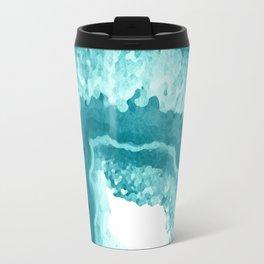 Agate Watercolor 1 Travel Mug