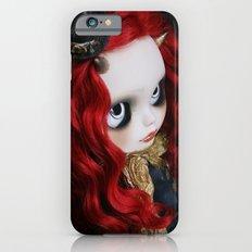 STEAMPUNK (Ooak  BLYTHE Doll) iPhone 6 Slim Case