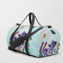 Garden of Heavenly Delight Duffle Bag