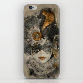 Venetian Mask 2 iPhone Skin