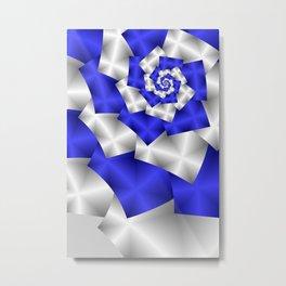 fractals are beautiful -13- Metal Print