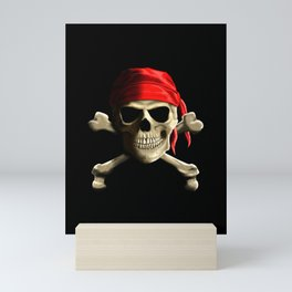 The Jolly Roger Mini Art Print