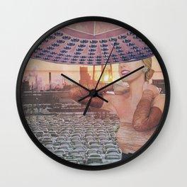 Brand New Year Wall Clock
