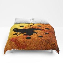 mode kurama Comforters