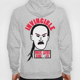 Kung Fu INVINCIBLE (color) Hoody