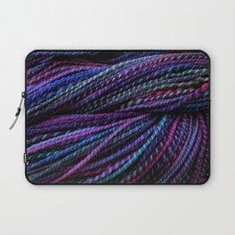 Handspun - Clematis Laptop Sleeve