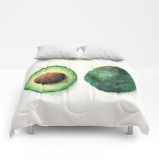 Avocado Split Comforters
