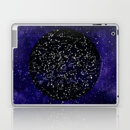 Celestial Map - Northern Hemisphere  Laptop & iPad Skin