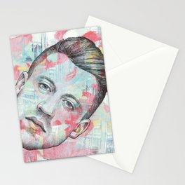 Macklemore - A Life Lived For Art Is Never A Life Wasted Stationery Cards