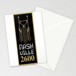 Nashville 2600 Vertical Logo Stationery Cards