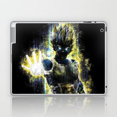The Prince of all fighters Laptop & iPad Skin