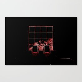"""in between 2"" Canvas Print"