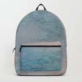 Geyser Blue - Yellowstone Photography Backpack