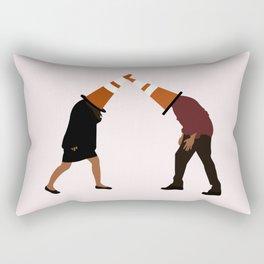 Her movie Rectangular Pillow