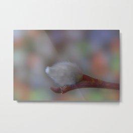 little pleasures of nature -4- Metal Print
