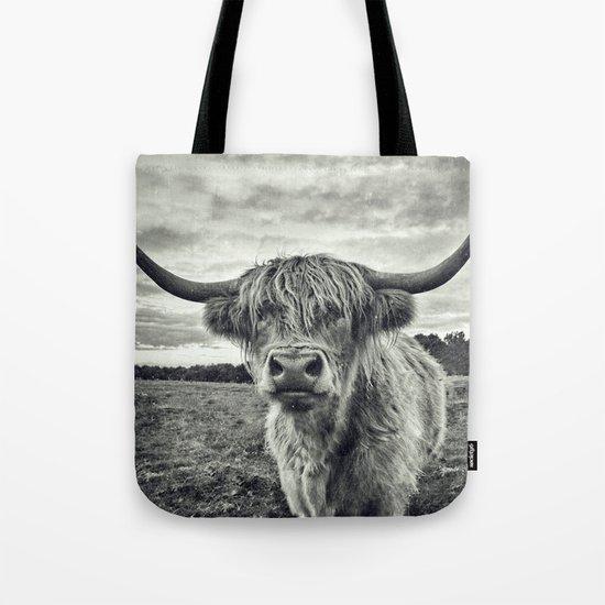 Highland Cow II Tote Bag