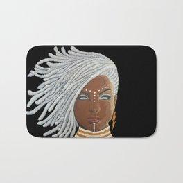 African Goddess Bath Mat