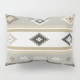 Neutral Kilim Pillow Sham