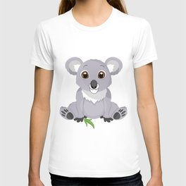 Cute Little Koala Bear T-shirt