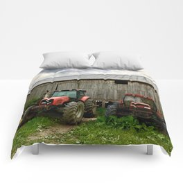 International Harvesters Comforters