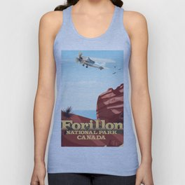 Forillon National Park, Canada Unisex Tank Top