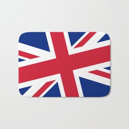 Union Jack Diagonal Bath Mat