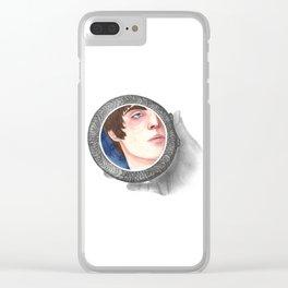 wonderwall Clear iPhone Case