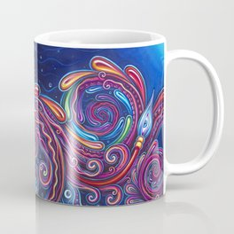 Pulled To The Light Coffee Mug