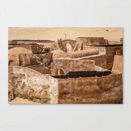 Tataouine Tunisia Canvas Print