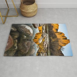 Rocky Reflection Rug