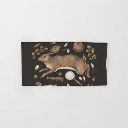Rabbit's Garden Collection Hand & Bath Towel